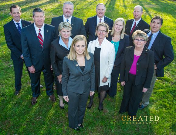 Professional Leadership & Groups in Environmental Spaces